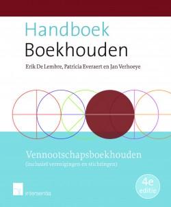 Handboek boekhouden - Vennootschapsboekhouden, 4de ed.