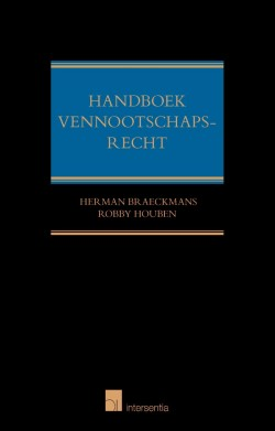 Handboek vennootschapsrecht