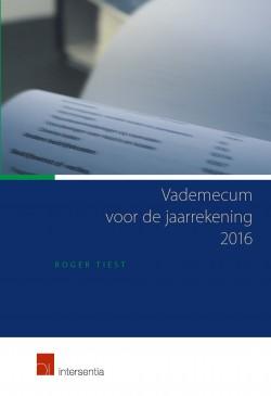 Vademecum voor de jaarrekening 2016