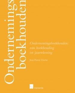Ondernemingsboekhouden: van boekhouding tot jaarrekening